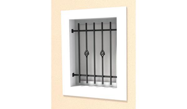 Défense Fenêtre modèle 6