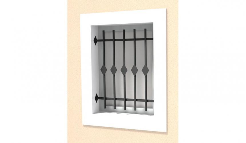 Défense Fenêtre modèle 5